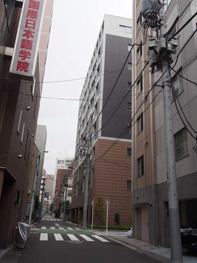 ルジェンテ・リベル日本橋濱町の外観