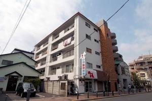 スターハイツ竹ノ塚の外観