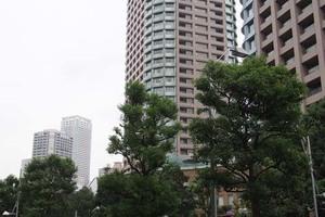 シティフロントタワーの外観