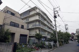 ニューライフマンション板橋本町の外観