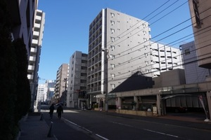 クレイシア新横浜の外観
