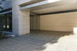 サイオン桜坂のエントランス
