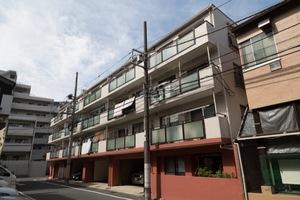 セザール中野富士見町の外観