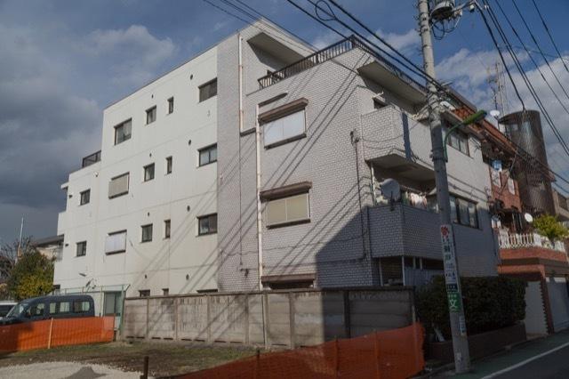 光建ハイムブリリアンス世田谷太子堂の外観