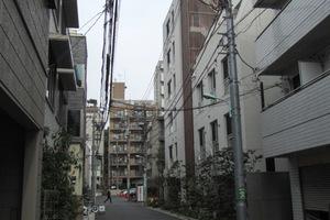 ブランズ渋谷神山町の外観