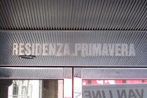 レジデンサプリマベーラの看板