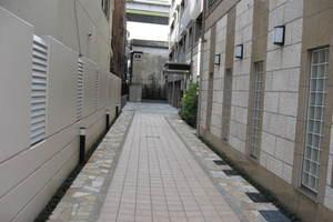 日神パレステージ板橋仲宿のエントランス