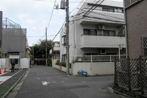 東中野桜山ハイツの外観