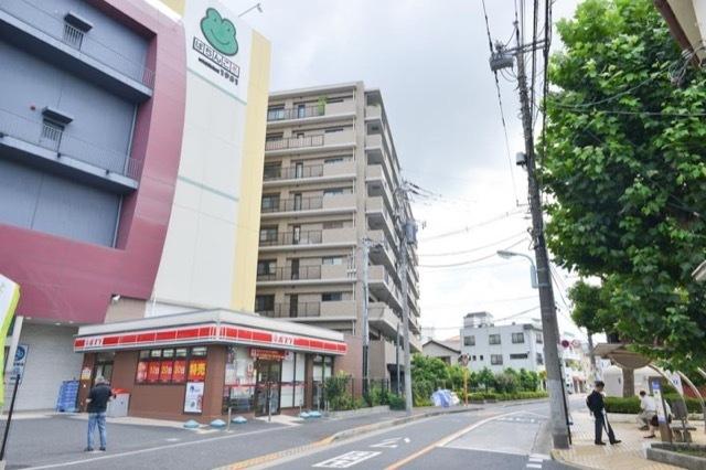 コスモ平井パークビューの外観