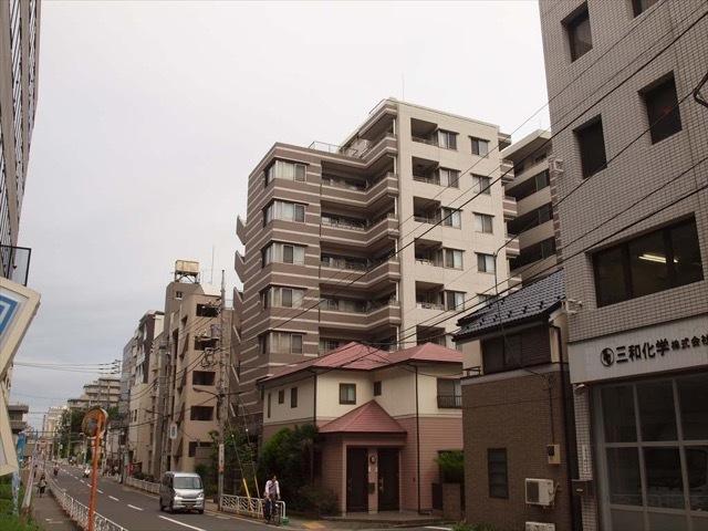 クレストフォルム錦糸町の外観