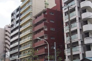 藤和田端コープの外観