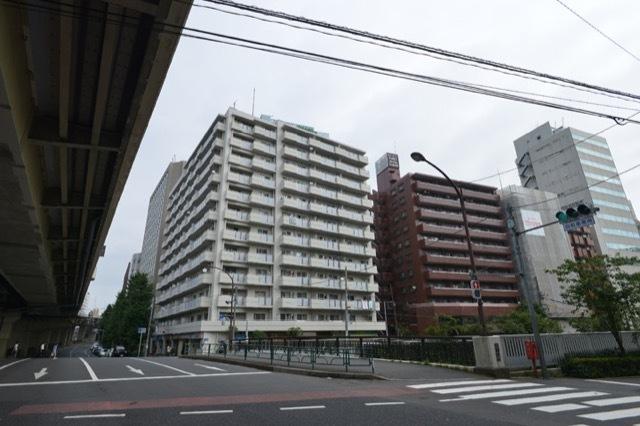 五反田リーラハイタウンの外観