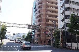 リバーシティ日本橋の外観