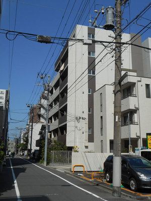 ヴォーガコルテ東京スカイツリーの外観
