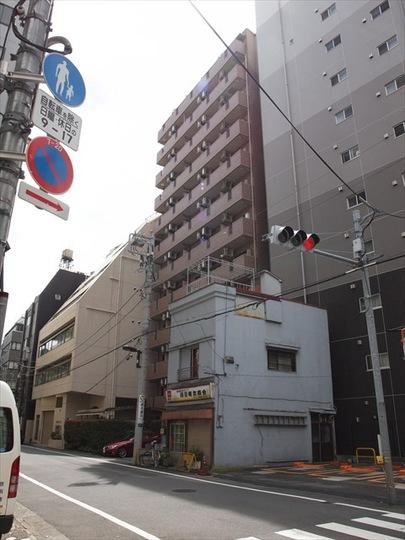 ステージファースト神田の外観
