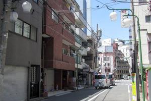 西早稲田ハイツの外観