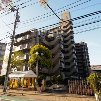 朝日プラザ梅田(足立区)