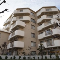 上板橋サンライトマンションH棟