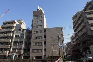 菱和パレス飯田橋の外観
