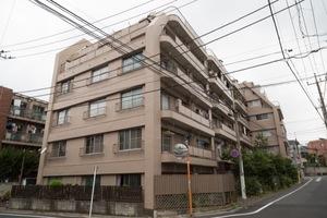 三田桜台第2コーポの外観