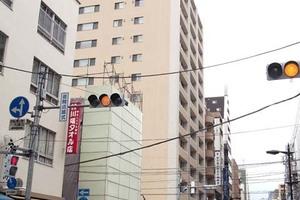 グランスイート東日本橋スクウェアの外観