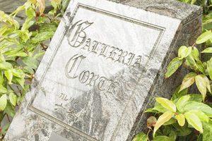 ガレリアコルテ六番町の看板