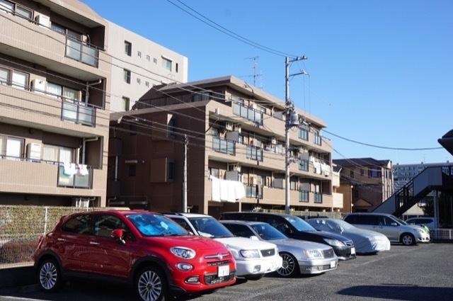 藤和シティコープ大倉山太尾町の外観