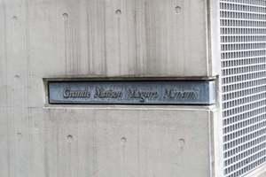 グランドメゾン目黒南の看板