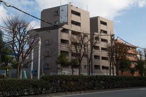 サンスタレ駒沢セカンドコートの外観