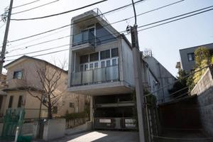 サクラハウス(世田谷区桜)の外観
