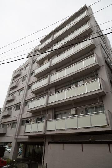高井戸東コーポの外観