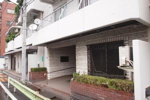 ライオンズマンション柳島(江東区)のエントランス