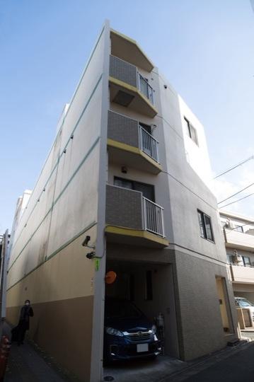 エレガンスホーム桜新町の外観