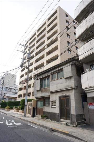 クリオ横浜元町1番館の外観