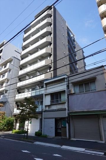ヴォーガコルテ横濱吉野町の外観