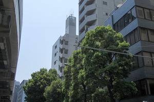 エステムプラザ飯田橋タワーレジデンスの外観