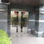 セザール高井戸ガーデンのエントランス