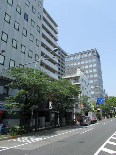 ニックハイム飯田橋の外観