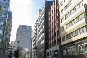 アクティブ新宿の外観