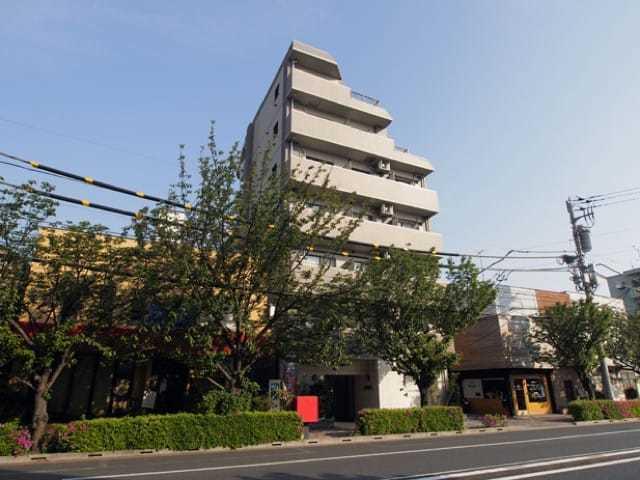 プレステージ東長崎の外観