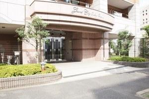 グランシティ東京イースト3のエントランス
