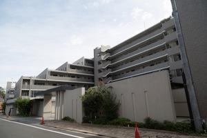 ザパークハウス杉並和田の外観