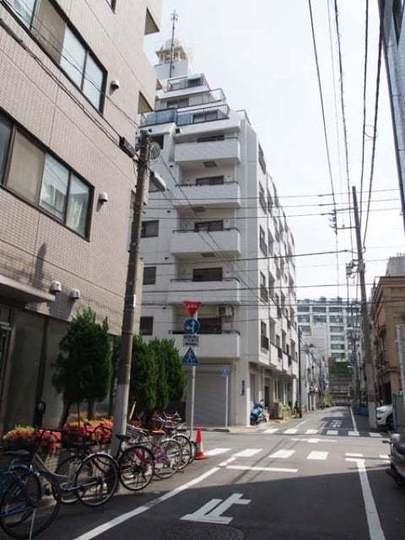 藤和上野コープの外観