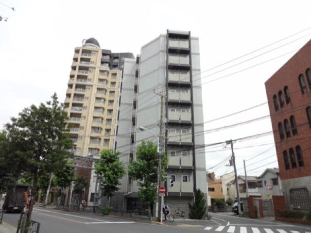 ワイズルリオン東京立石の外観