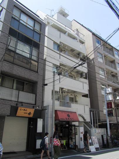 日興パレセゾン早稲田
