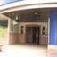 アルシオンコート松原のエントランス