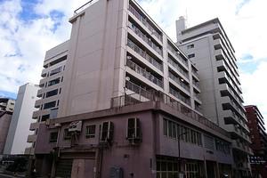 本蒲田住宅の外観
