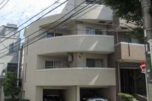 ラグジュアリーアパートメント目黒東山