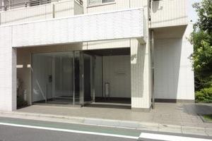 ダイアパレス渋江東公園のエントランス