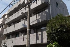 サンテミリオン中野富士見町駅前の外観